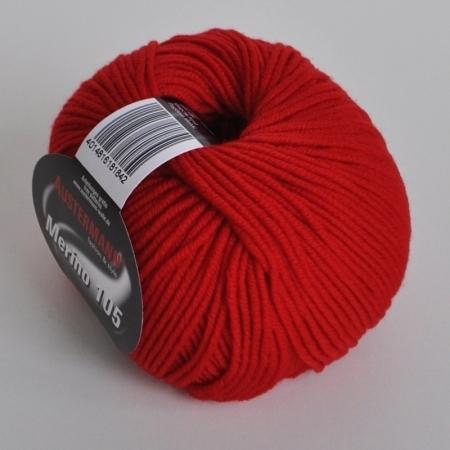 Пряжа для вязания и рукоделия Merino 105 (Austermann) цвет 303, 105