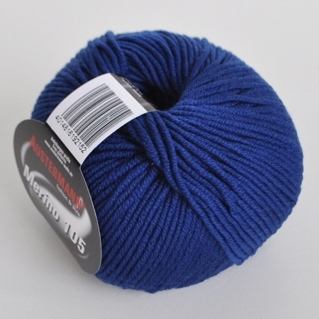 Пряжа для вязания и рукоделия Merino 105 (Austermann) цвет 332, 105