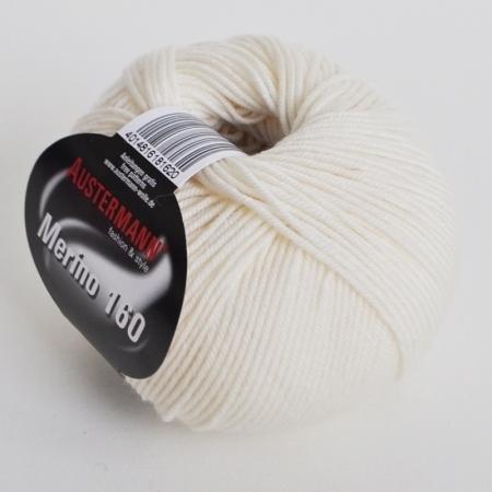 Пряжа для вязания и рукоделия Merino 160 (Austermann) цвет 210, 160
