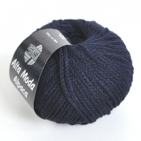 Пряжа для вязания и рукоделия Alta Moda Alpaca (Lana Grossa) цвет 05, 140 м