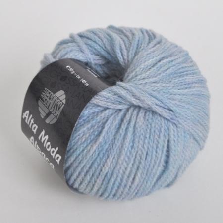 Пряжа для вязания и рукоделия Alta Moda Alpaca (Lana Grossa) цвет 47, 140 м
