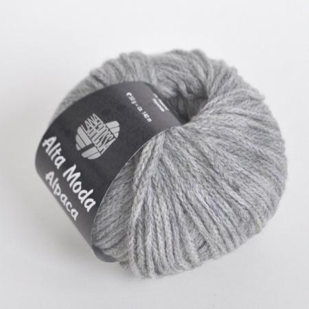 Пряжа для вязания и рукоделия Alta Moda Alpaca (Lana Grossa) цвет 48, 140 м