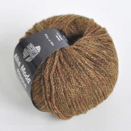 Lana Grossa Пряжа Alta Moda Alpaca, цвет 50, 140 м