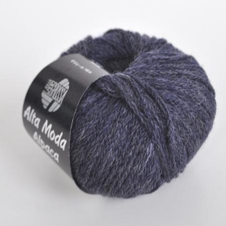 Пряжа для вязания и рукоделия Alta Moda Alpaca (Lana Grossa) цвет 52, 140 м