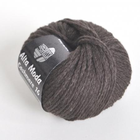 Пряжа для вязания и рукоделия Alta Moda Cashmere 16 (Lana Grossa) цвет 05, 110 м