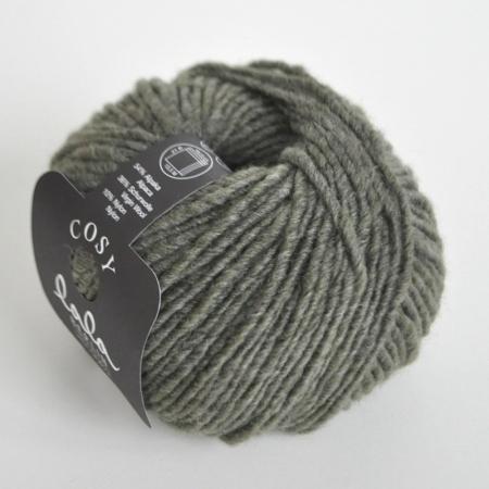 Пряжа для вязания и рукоделия Lala Berlin Cosy (Lana Grossa) цвет 0019, 105 м