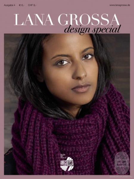 Журнал Lana Grossa Design Special №4