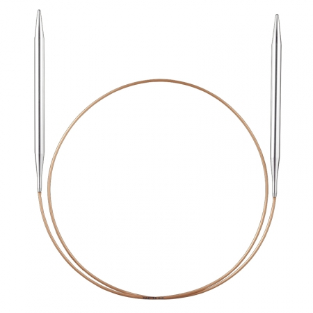 Спицы для кругового вязания 105-7, 80 см / 6 мм (Addi)