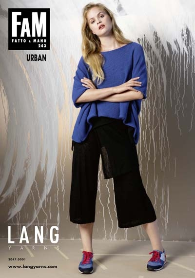 Журнал Lang Yarns Fam 243