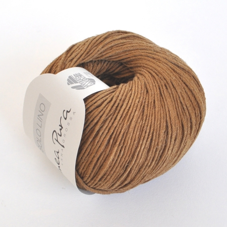 Пряжа для вязания и рукоделия Solo Lino (Lana Grossa) цвет 09, 120 м