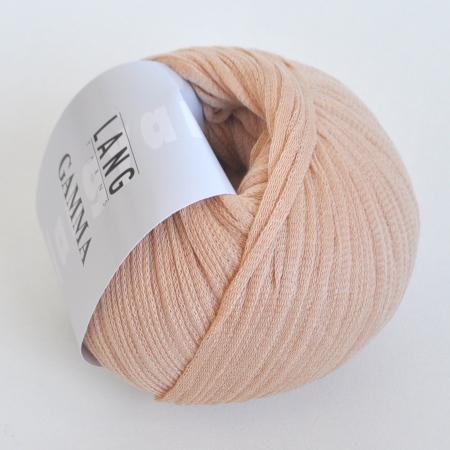 Пряжа для вязания и рукоделия Gamma (Lang Yarns) цвет 0127, 165 м