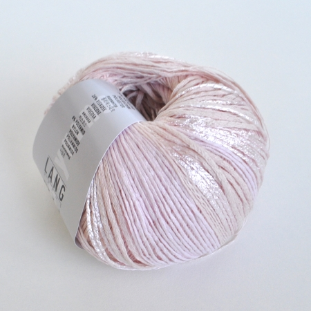 Пряжа для вязания и рукоделия Ella (Lang Yarns) цвет 009, 160 м