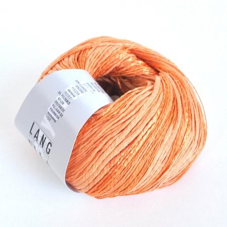 Пряжа для вязания и рукоделия Ella (Lang Yarns) цвет 027, 160 м