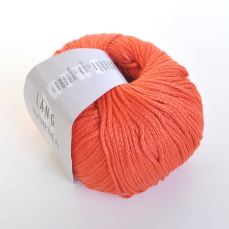 Пряжа для вязания и рукоделия Norma (Lang Yarns) цвет 061, 135 м