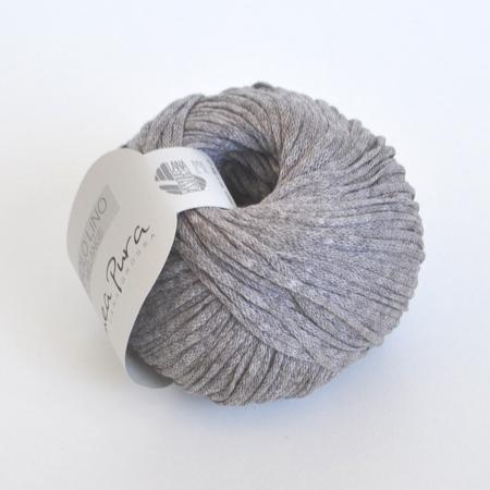 Пряжа для вязания и рукоделия Solo Lino Melange (Lana Grossa) цвет 105, 105 м