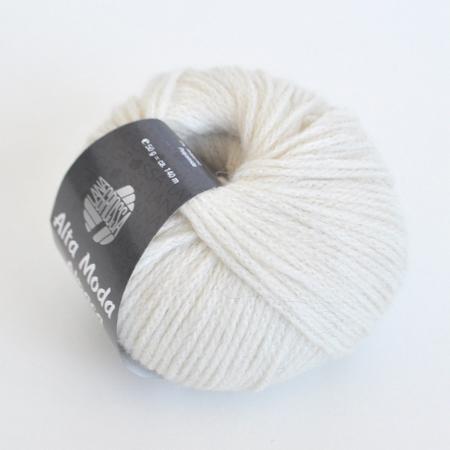 Пряжа для вязания и рукоделия Alta Moda Alpaca (Lana Grossa) цвет 14, 140 м