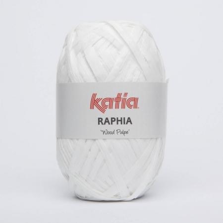Пряжа для вязания и рукоделия Raphia (Katia) цвет 80, 115 м