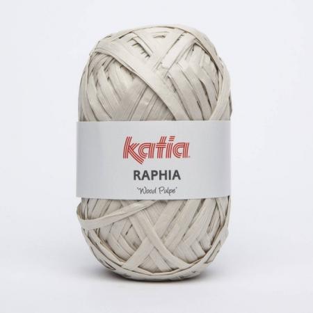 Пряжа для вязания и рукоделия Raphia (Katia) цвет 82, 115 м