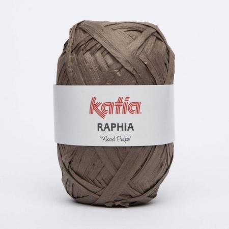 Пряжа для вязания и рукоделия Raphia (Katia) цвет 85, 115 м