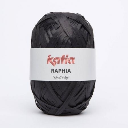 Пряжа для вязания и рукоделия Raphia (Katia) цвет 86, 115 м