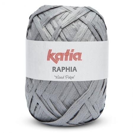 Пряжа для вязания и рукоделия Raphia (Katia) цвет 87, 115 м