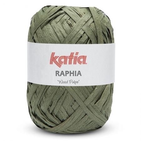 Пряжа для вязания и рукоделия Raphia (Katia) цвет 89, 115 м