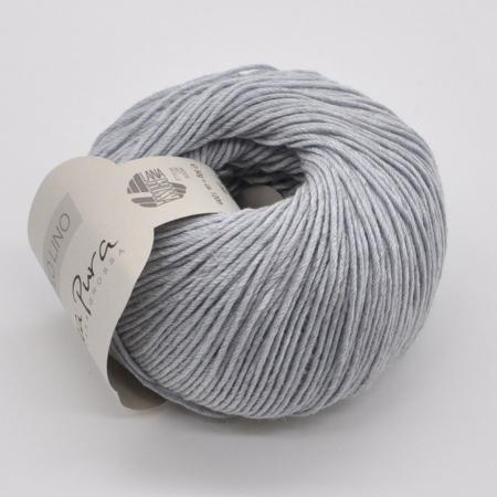 Пряжа для вязания и рукоделия Solo Lino (Lana Grossa) цвет 04, 120 м