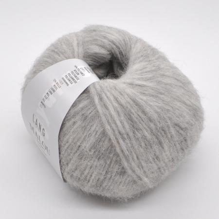 Пряжа для вязания и рукоделия Malou Light (Lang Yarns) цвет 0003, 190 м