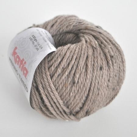 Пряжа для вязания и рукоделия Merino Tweed (Katia) цвет 301, 80 м