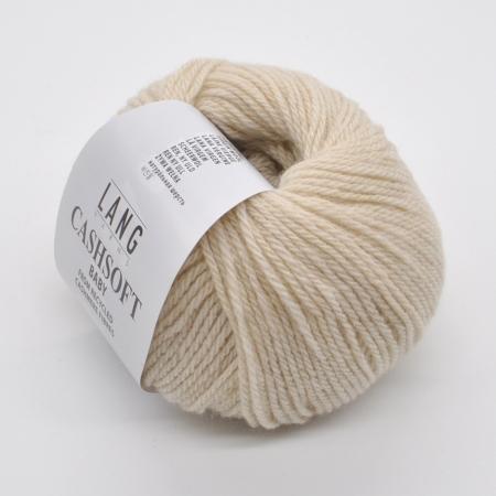 Пряжа для вязания и рукоделия Cashsoft Baby (Lang Yarns) цвет 0026, 120 м