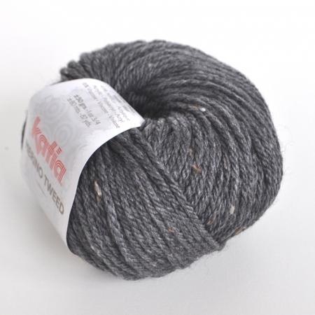 Пряжа Katia Merino Tweed, цвет 308, 80 м