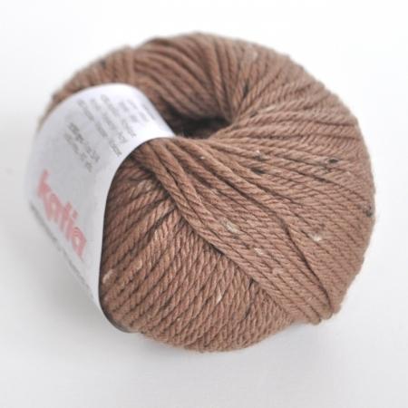 Пряжа для вязания и рукоделия Merino Tweed (Katia) цвет 302, 80 м