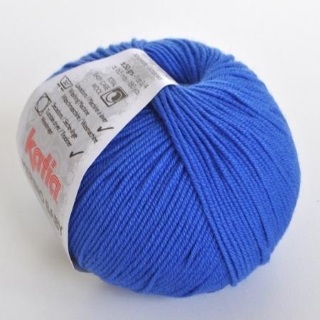 Пряжа для вязания и рукоделия Merino Baby (Katia) цвет 57, 165 м