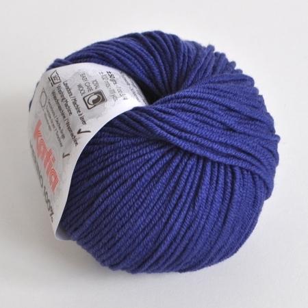 Пряжа для вязания и рукоделия Merino 100% (Katia) цвет 51, 102 м