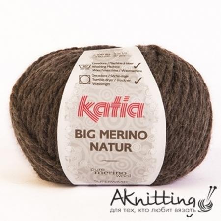 Katia Пряжа Big Merino Natur, цвет 502, 80 м