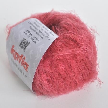 Пряжа для вязания и рукоделия Harmony (Katia) цвет 71, 95 м