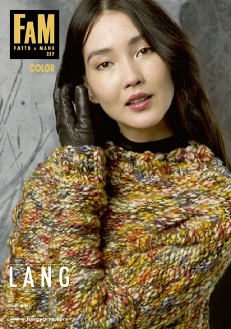 Журнал Lang Yarns № 227 Color
