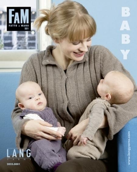 Журнал Lang Yarns FaM № 221 Baby