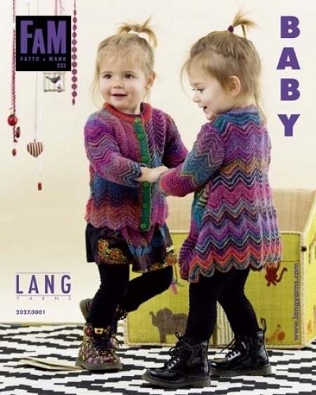Журнал Lang Yarns FaM № 223 Baby