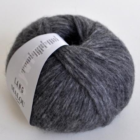 Пряжа для вязания и рукоделия Malou Light (Lang Yarns) цвет 0005, 190 м
