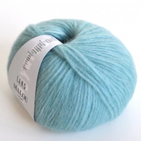 Пряжа для вязания и рукоделия Malou Light (Lang Yarns) цвет 0058, 190 м