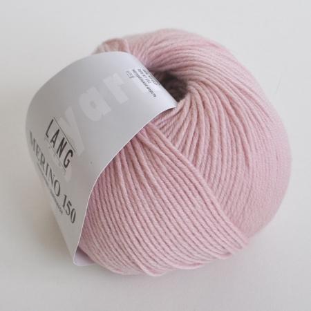 Пряжа для вязания и рукоделия Merino 150 (Lang Yarns) цвет 0109, 150 м