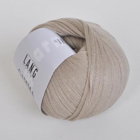 Пряжа для вязания и рукоделия Gamma (Lang Yarns) цвет 26, 165 м