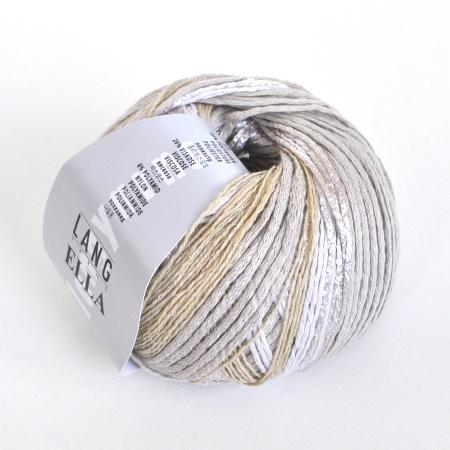 Пряжа для вязания и рукоделия Ella (Lang Yarns) цвет 22, 160 м