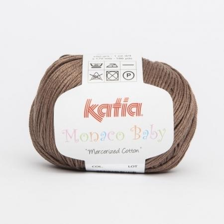 Пряжа для вязания и рукоделия Monaco Baby (Katia) цвет 07, 170 м