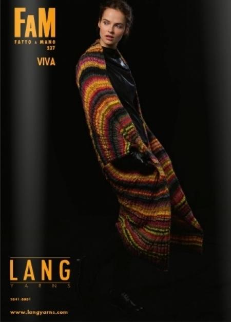 Lang Yarns Журнал Lang Yarns FaM № 237