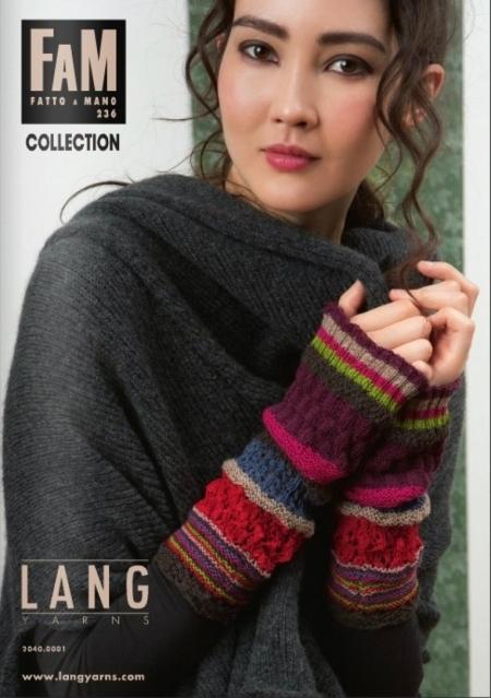 Журнал Lang Yarns FaM № 236