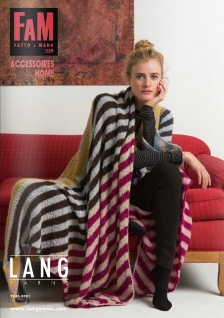 Журнал Lang Yarns FaM № 239