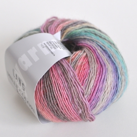 Lang Yarns Пряжа Mille Colori Baby, цвет 0151, 190 м