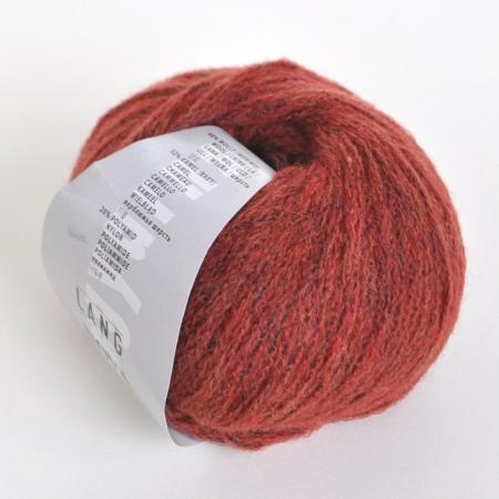 Пряжа для вязания и рукоделия Nova (Lang Yarns) цвет 0075, 180 м